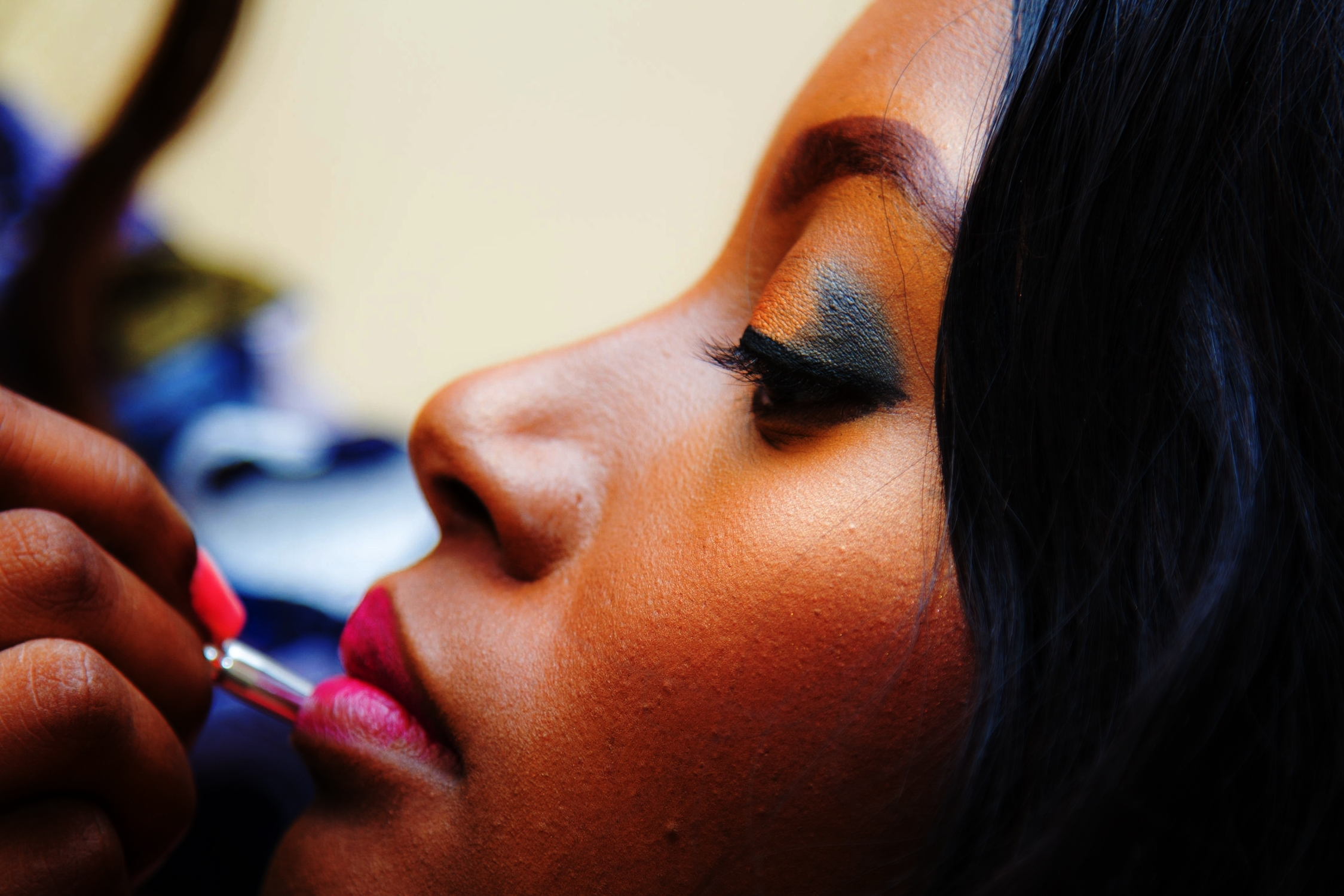 Bridal & Special Events - MAKE-UP APPLICATION