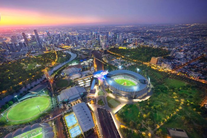Melbourne is the home of Sports in Australia. It attracts lots of tourism for this reason.