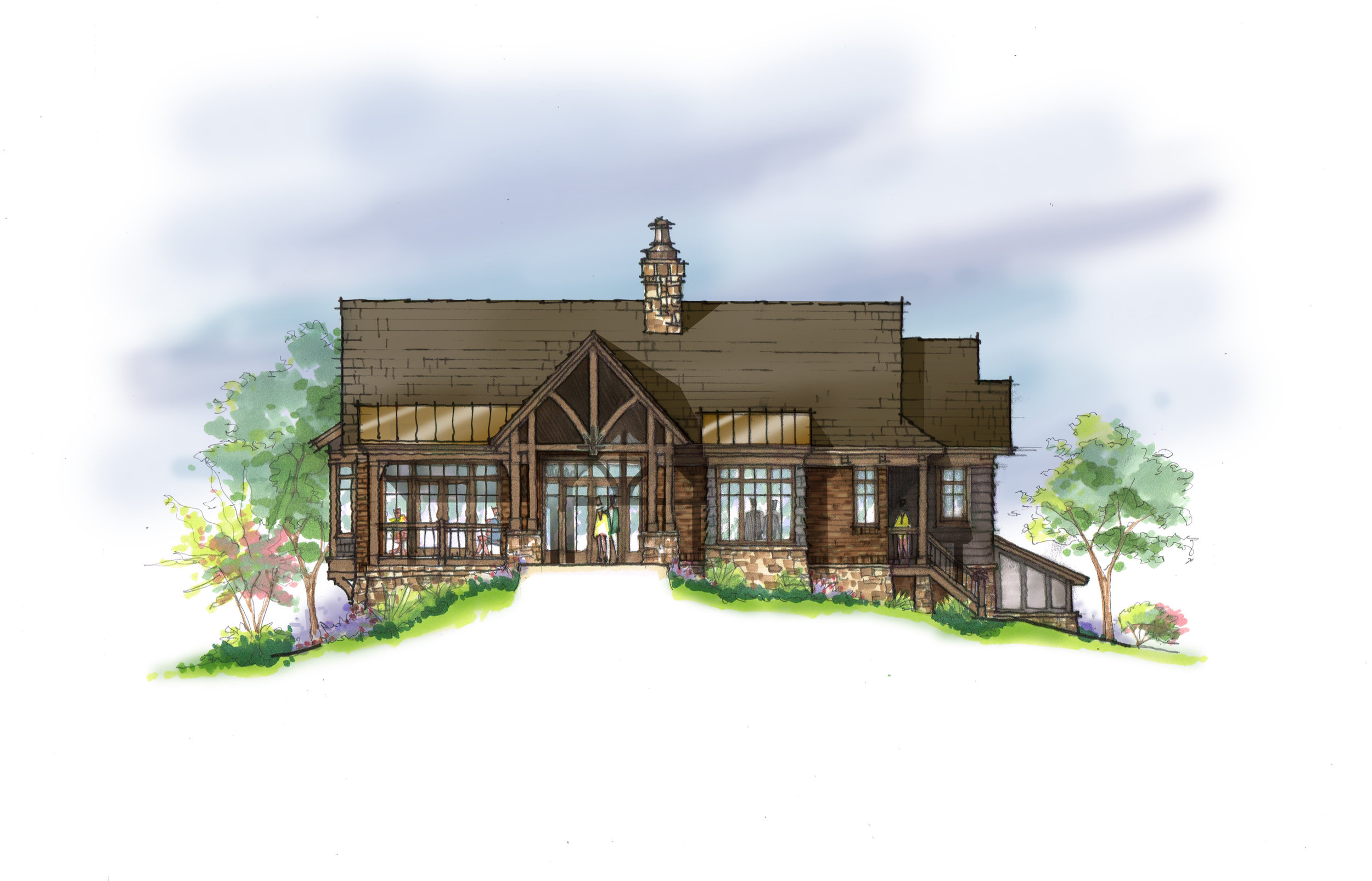 Scenic Falls Clubhouse Colored Rendering 7-15-17.jpg