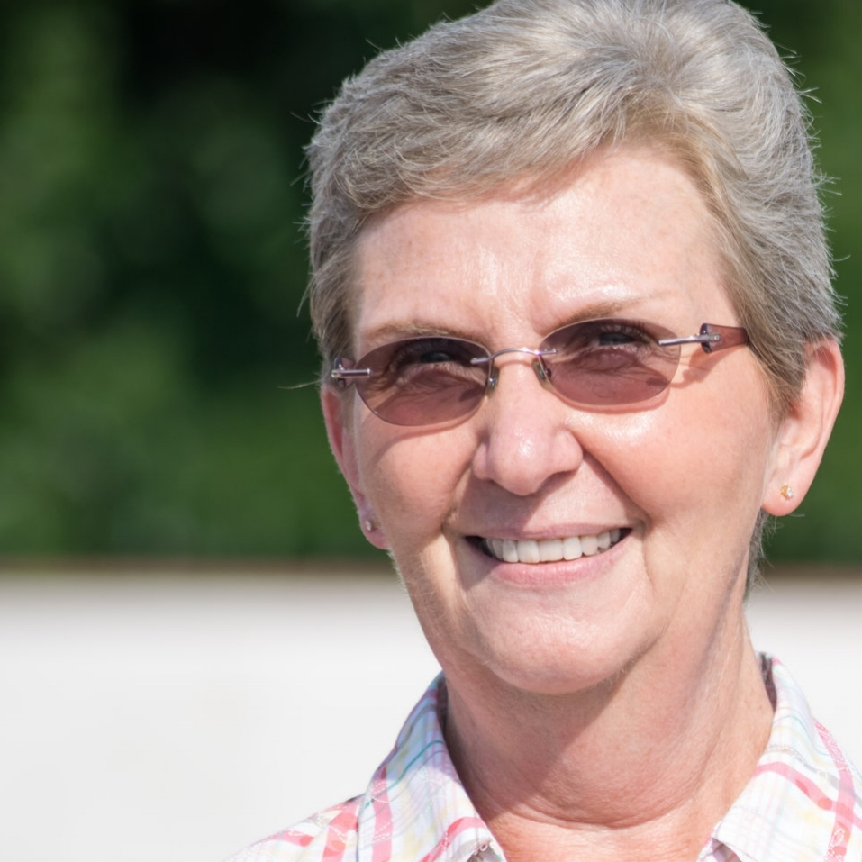 Beverly Roach   Vice Chair  Beverly and her husband own and operate McNeely Shoe Service in downtown Poplar Bluff.