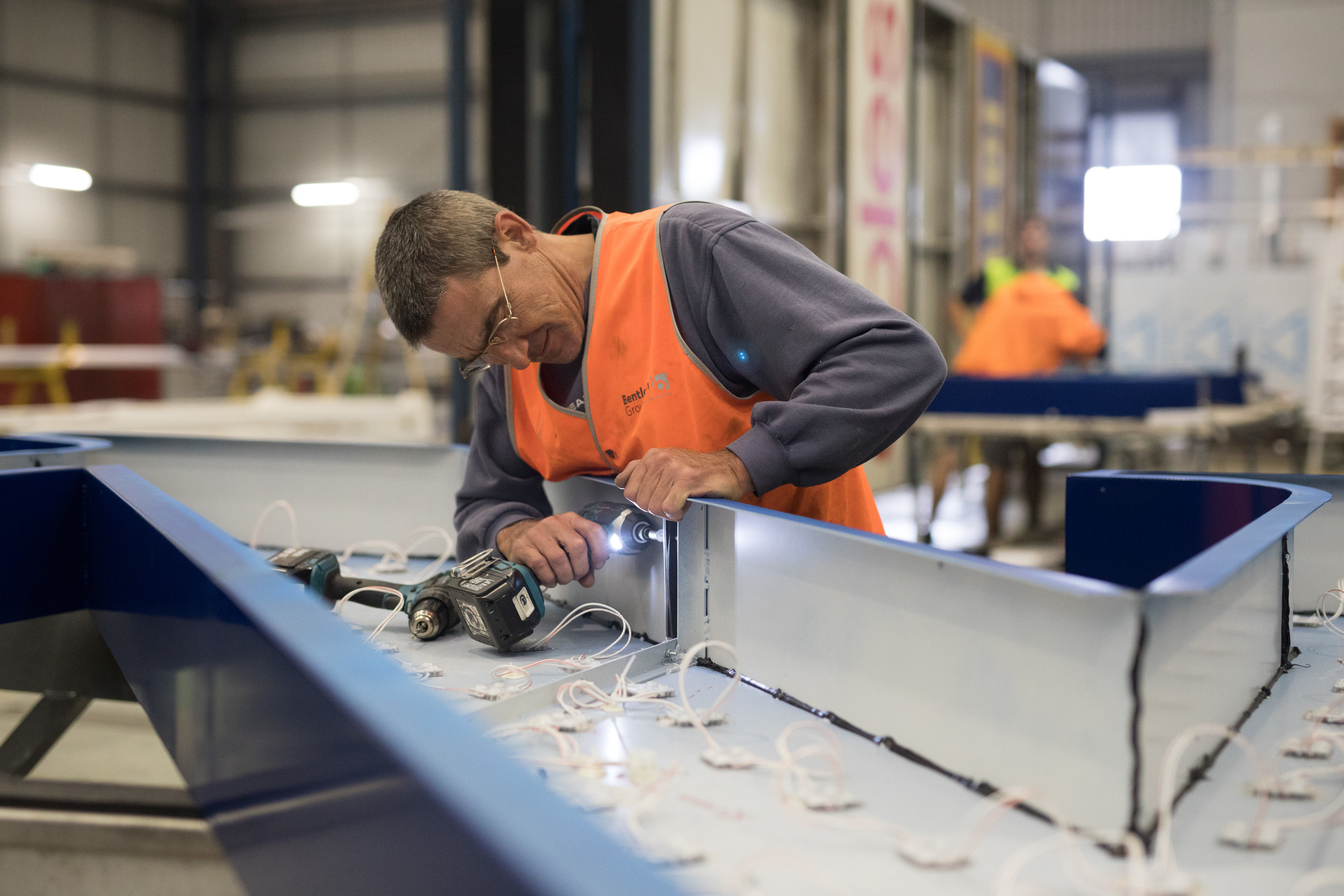 Bentleigh Group signs production construction innovative  solutions