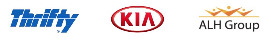 Bentleigh group signs testimonials Thrifty Kia ALH Group