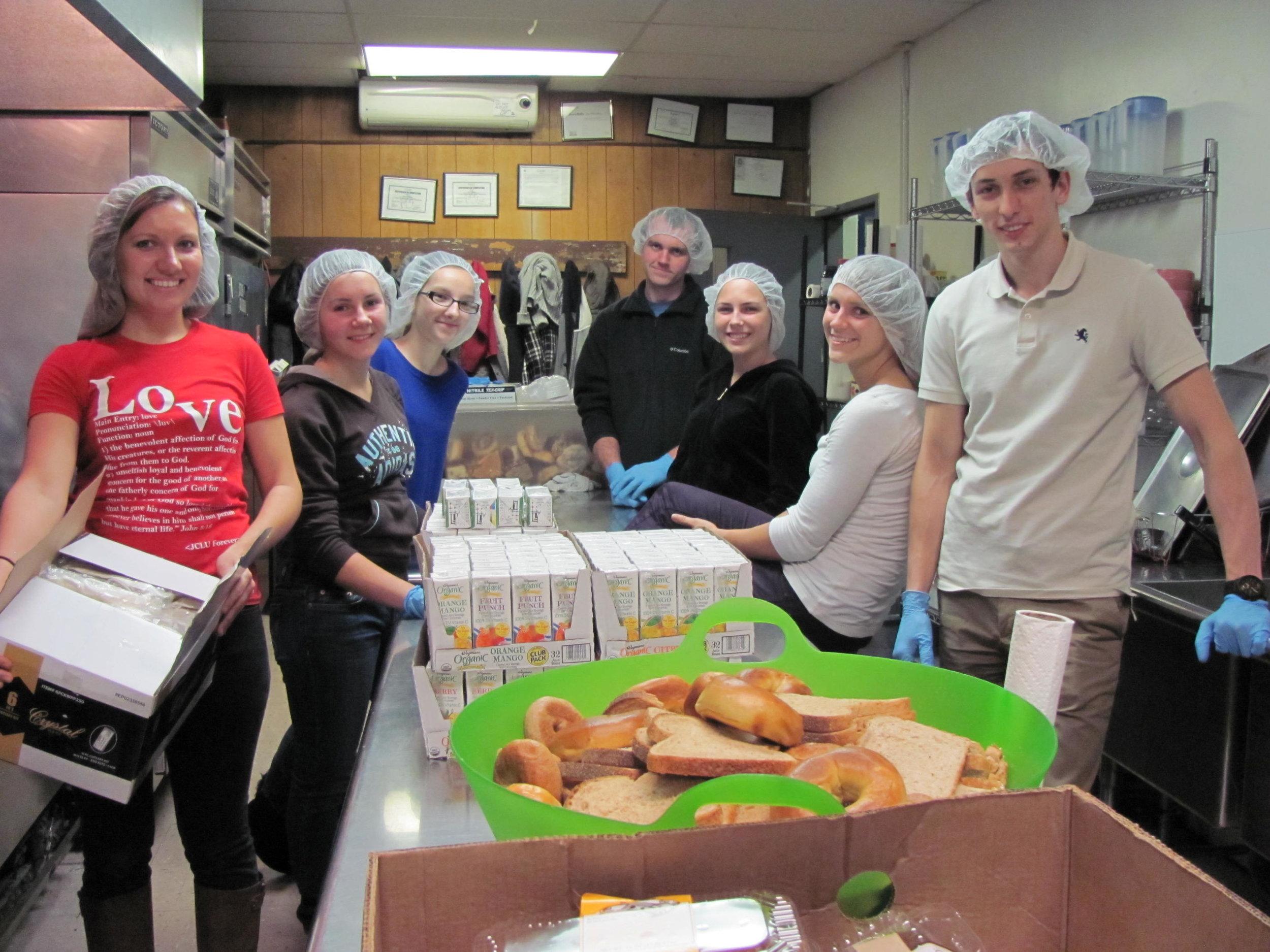 Community Meal Program