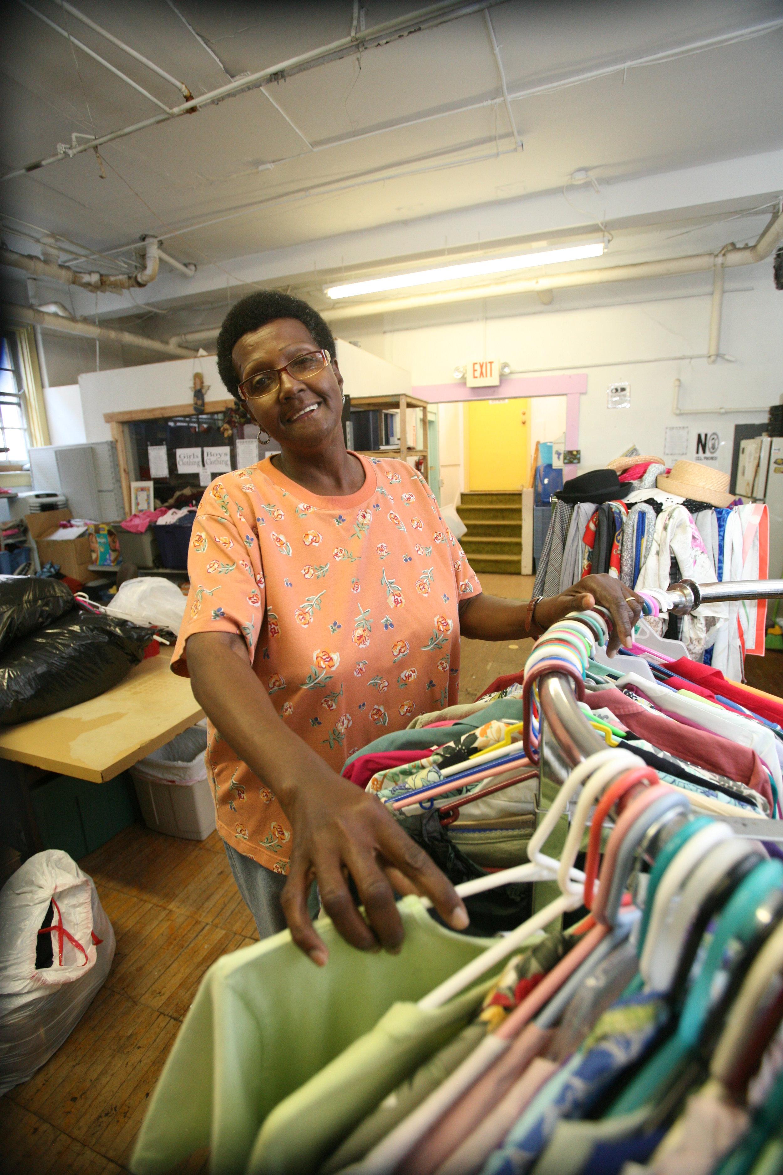 Clothing Distribution Program