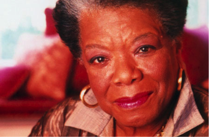 Happy 90th Birthday, Maya Angelou - As April marks National Poetry Month and one of the art form's greatest contributors, PHAZE looks back at Maya Angelou's many accomplishments in her lifetime.