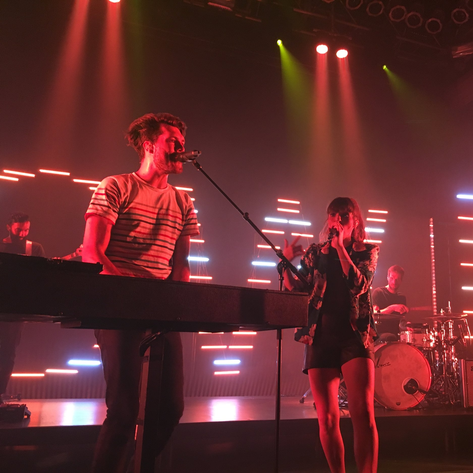 Concert Review: Oh Wonder - London-based duo