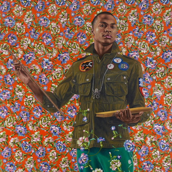 Four Contemporary Black Artists You Should Know - Learn about these four contemporary black artists who use their art as a platform for expression.by Nana Gongadze