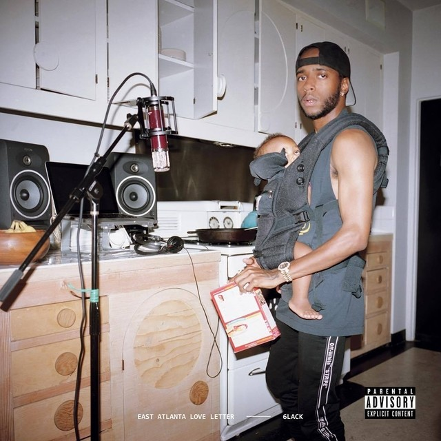 """6LACK East Atlanta Love Letter Review - In his second studio album, """"East Atlanta Love Letter,"""" 6LACK expresses his struggles of navigating life with fame and love.by Ofonime Idiong"""