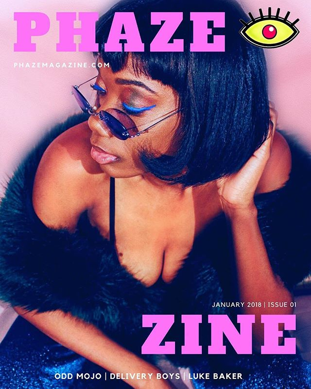 It's officially been a year since we released PHAZE ZINE: Issue 01! 🌹 We're extremely grateful for all the support we've received since the start. Head over to phazemagazine.com to get a copy! There's only a few left! 👀💕💕💕💕💕💕💕 #zine #phaze