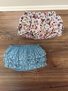 Diaper Covers - A stylish and cute way to cover up those diapers!