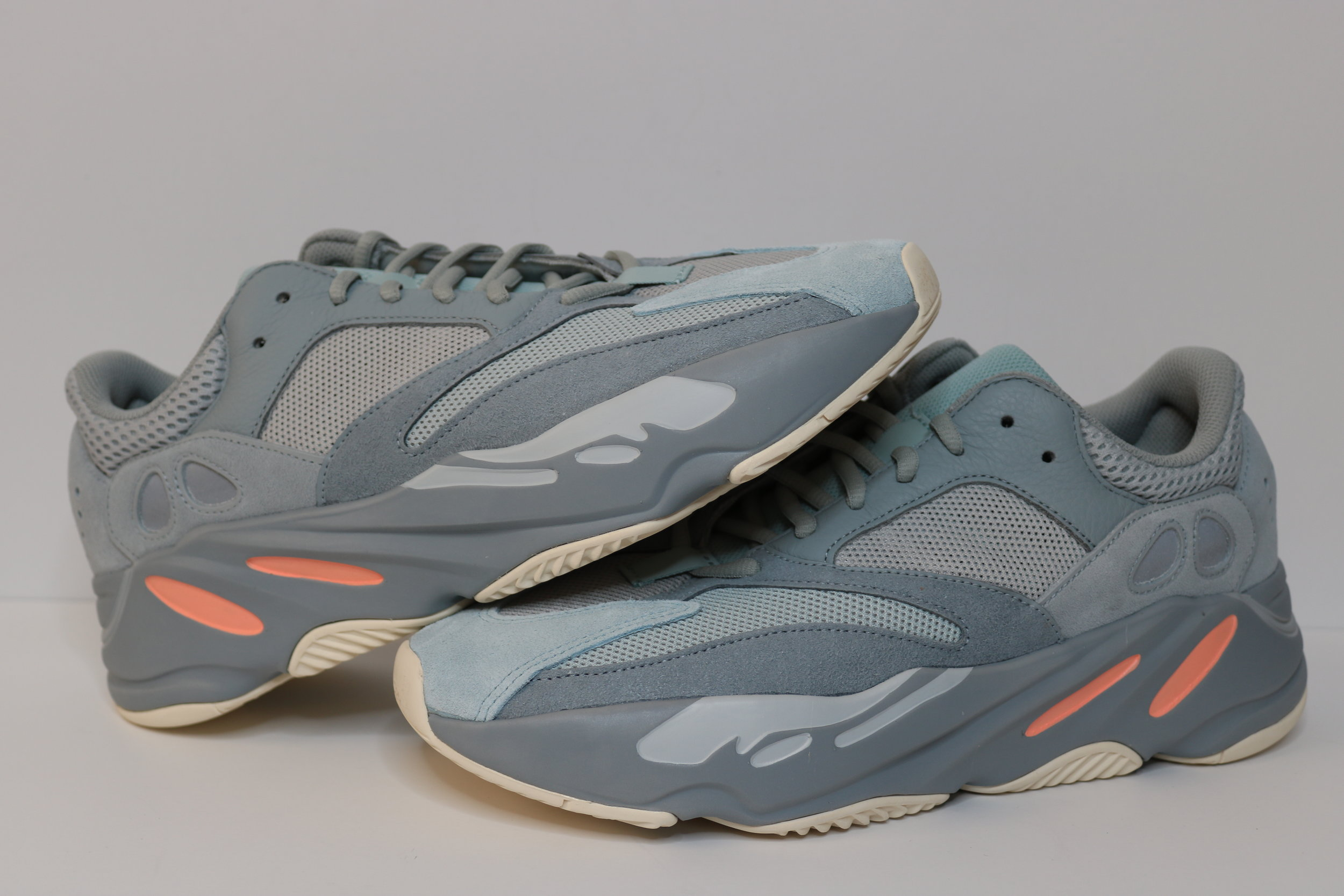 new products ad558 65ce8 US 10.5 - ADIDAS YEEZY BOOST 700