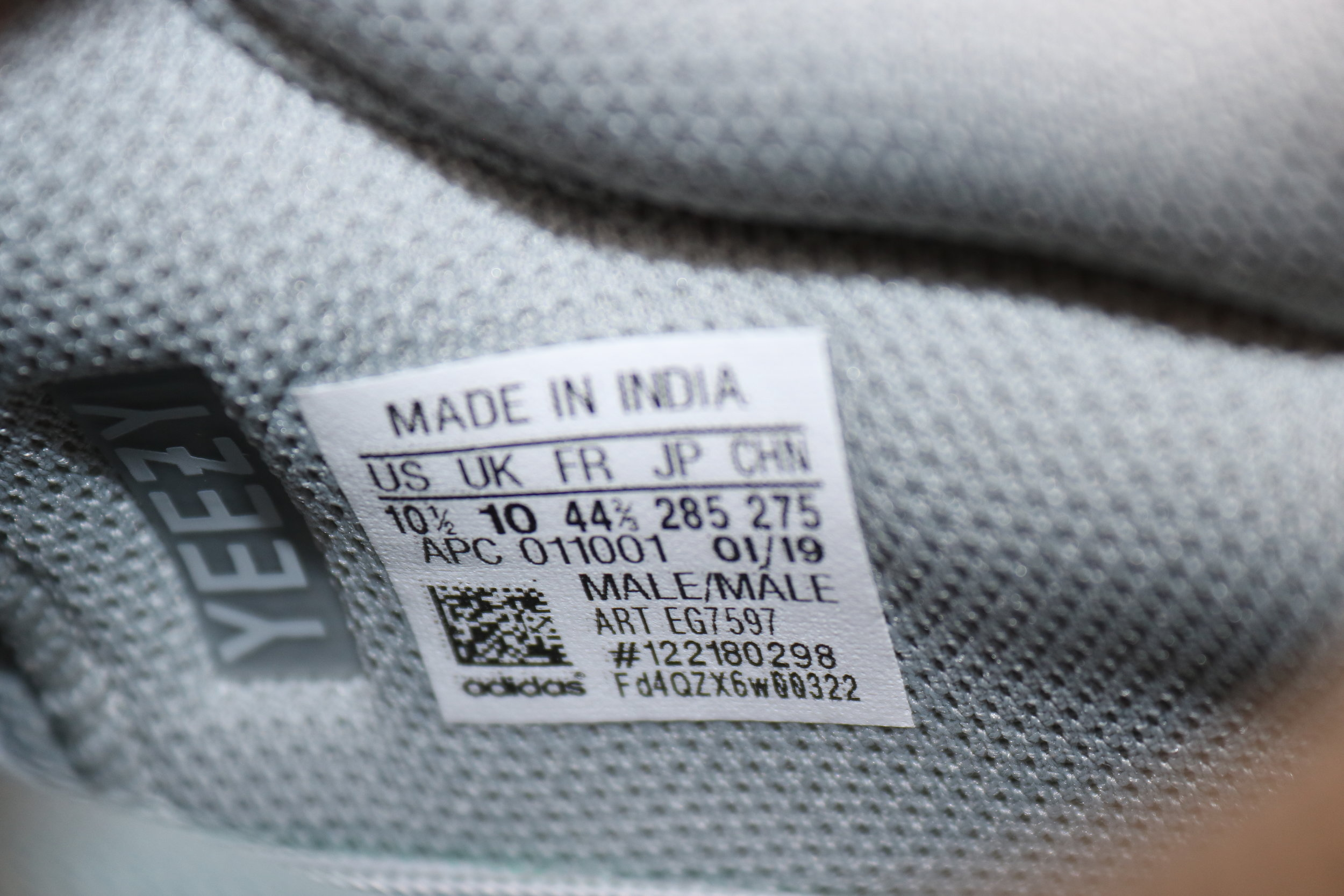 new products bf881 ee7cd US 10.5 - ADIDAS YEEZY BOOST 700