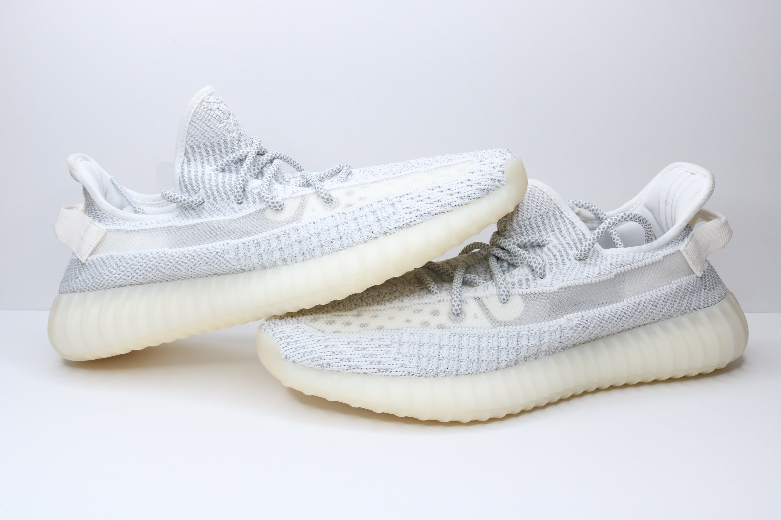 yeezy boost turtle dove fake vs real