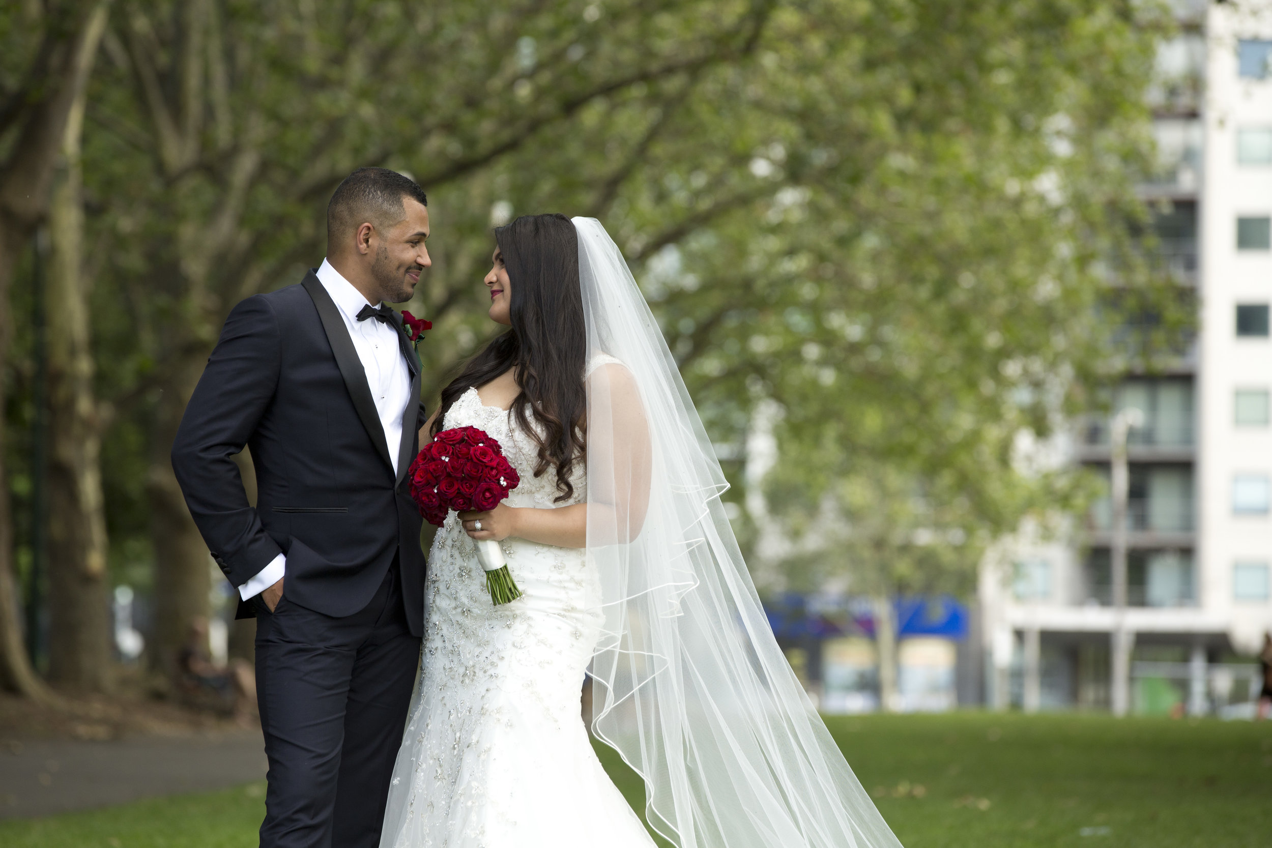 ADELOJU WEDDING II MELBOURNE GLAMOUR
