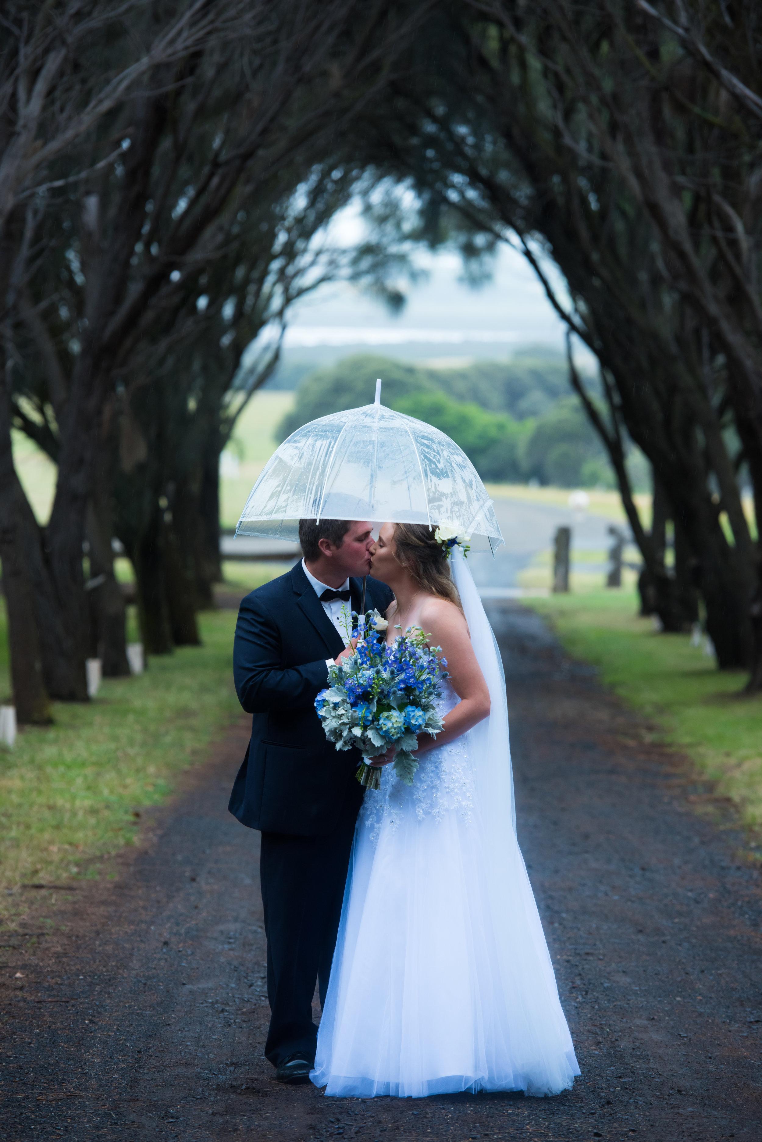 DRAPER WEDDING II BLUE BLISS