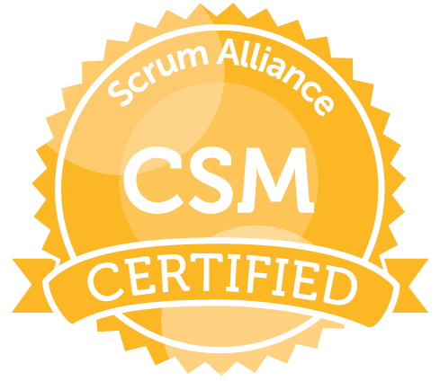 Scrum Alliance Certified