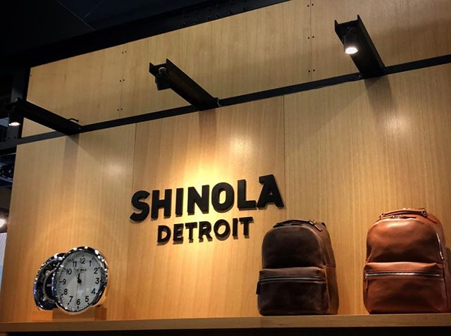Be sure to check out our partner @acumensolutions awesome @shinola and @filson1897 booth on the expo floor or stop by the Veranda behind the Children's Creativity Museum for a bit of respite from #DF18 Thanks for keeping us moving, team! 🙏🏻🙌🏼😎