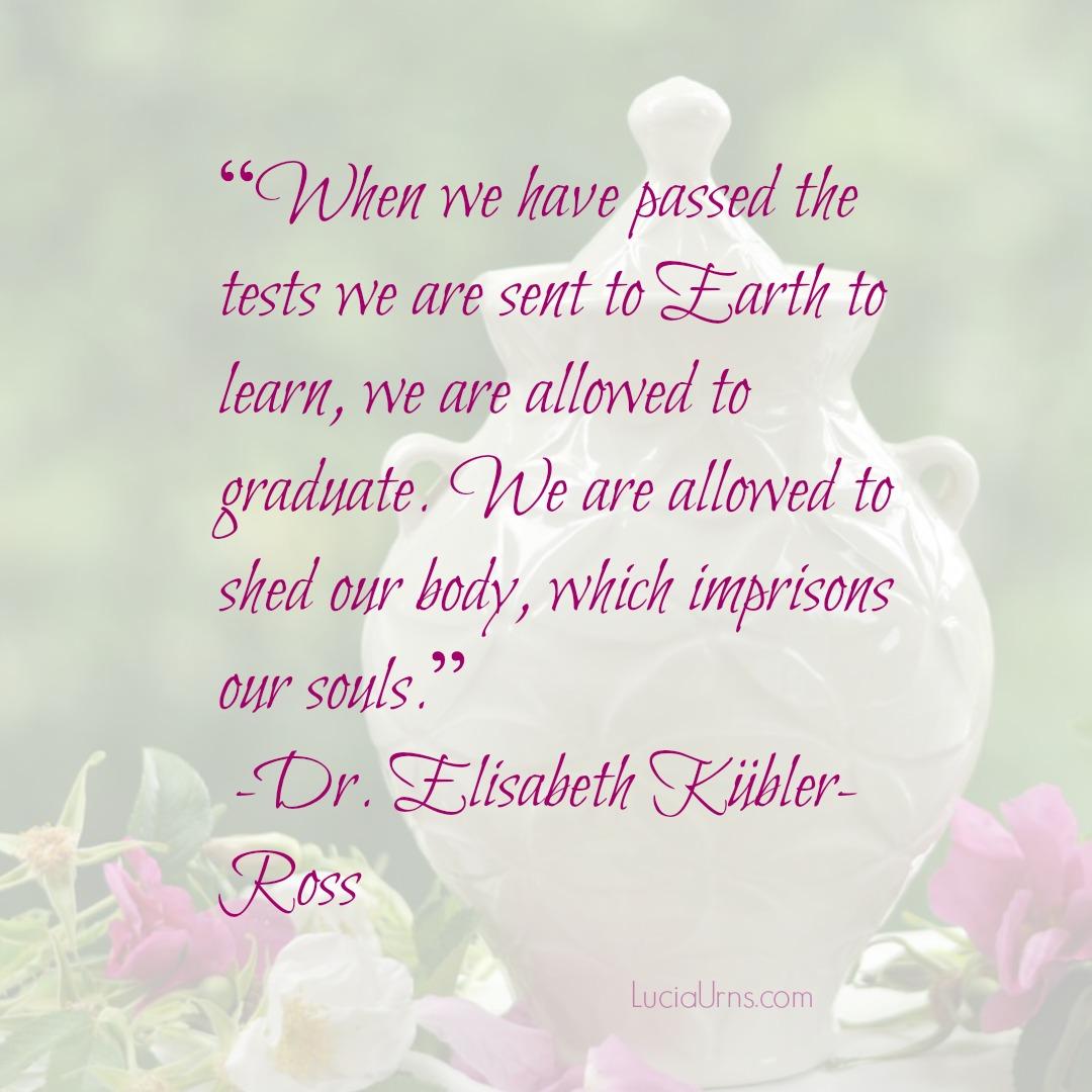 Healing Quotes LuciaUrns.com