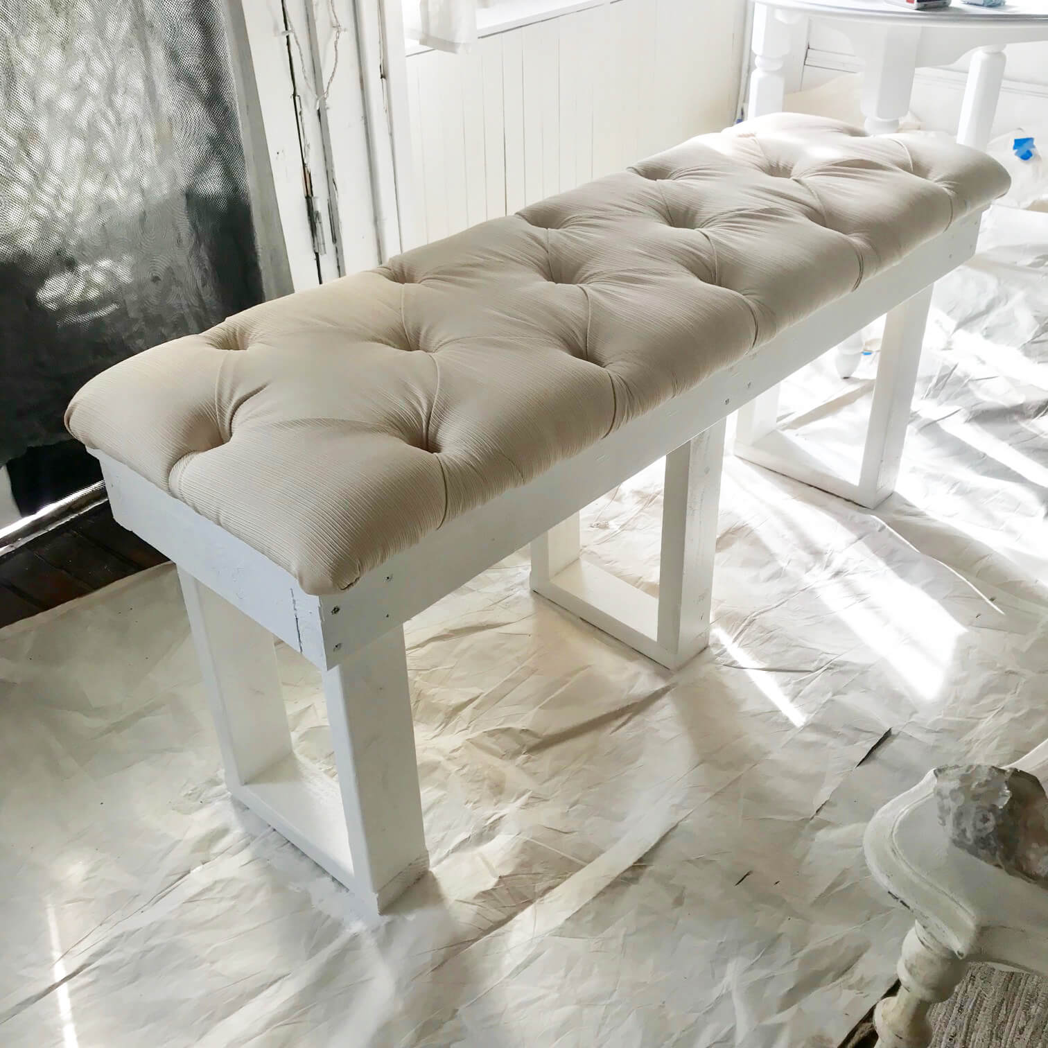 Upholstery magic