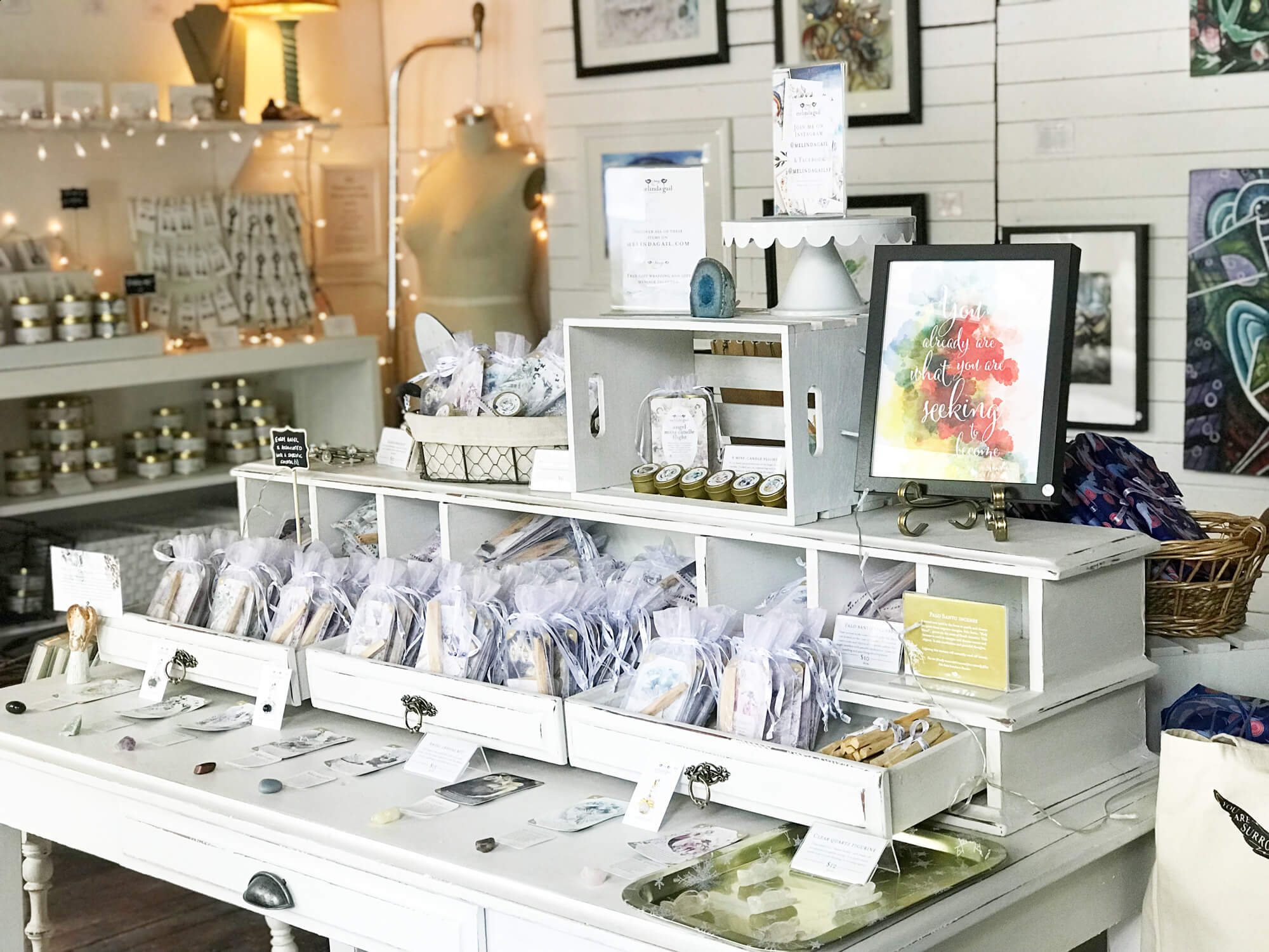 Studio & Gift shop