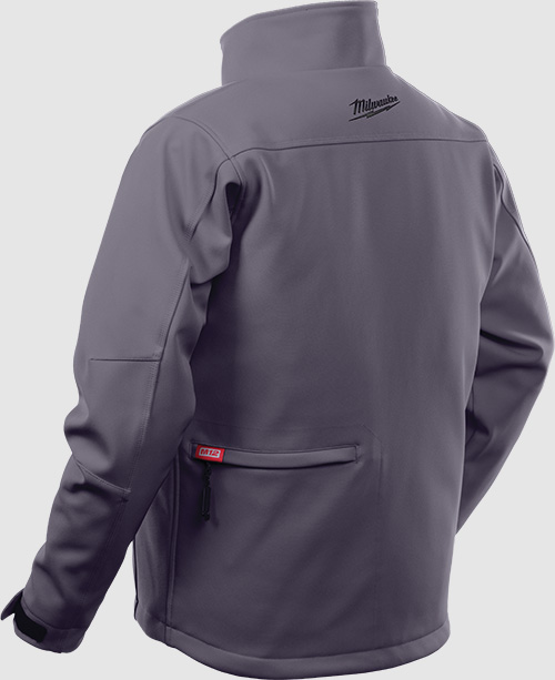 M12™ Men's Gen 9 Heated Jacket - Grey