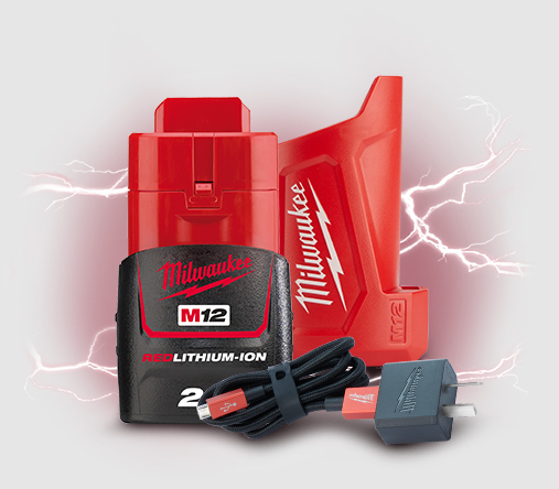 M12™ Compact Charger & Power Source