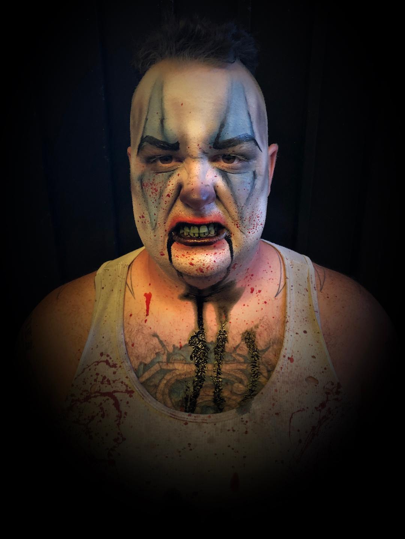 Character: Hoke  Event: Halloween Horror Nights 28