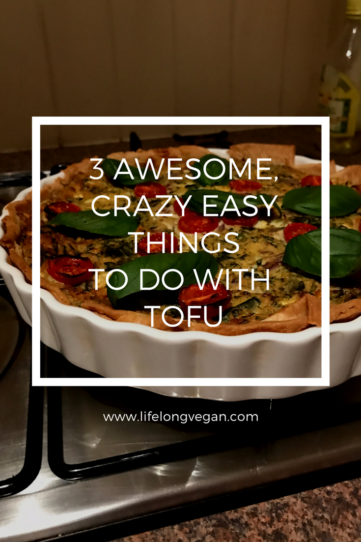 3 things to do with tofu
