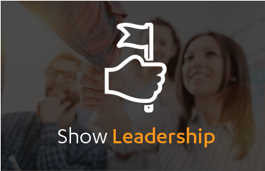 Show  LEADERSHIP  in how HR will create and maximize value through people