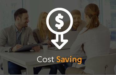Significant  COST SAVING  on expensive consultants