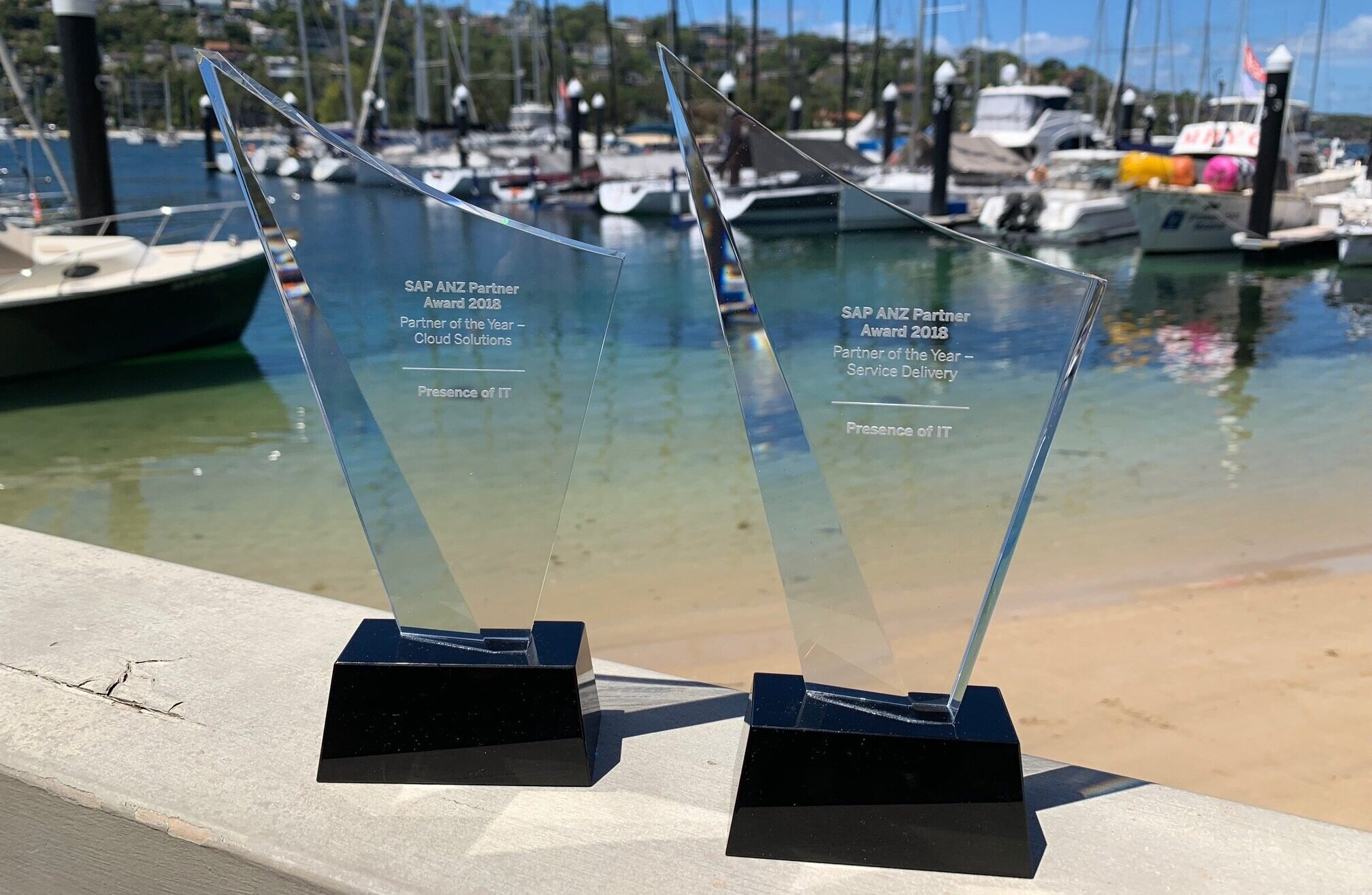 SAP ANZ 2018 Partner of the Year Awards