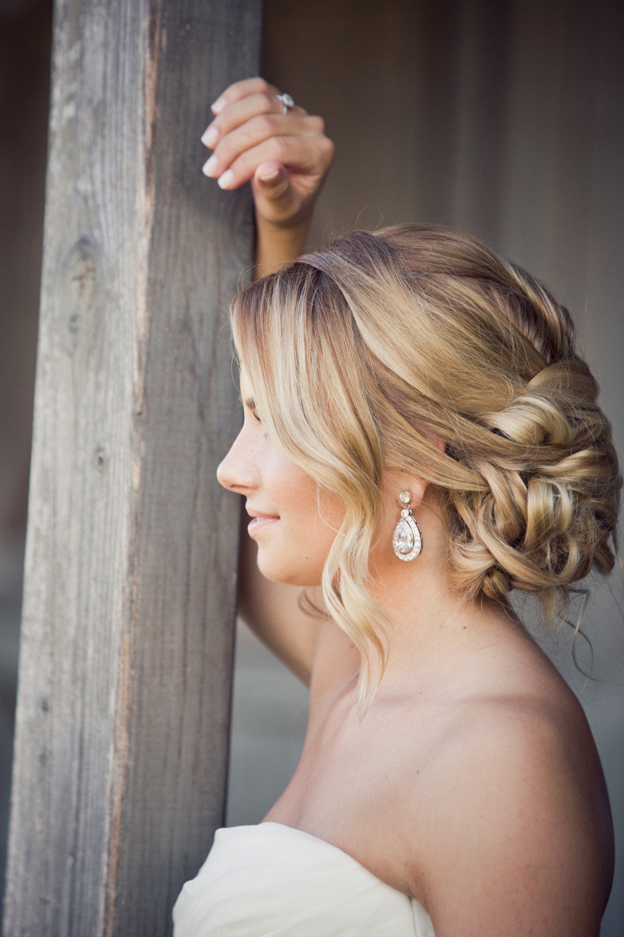 Chic Updos Gallery Wedlocks Bridal