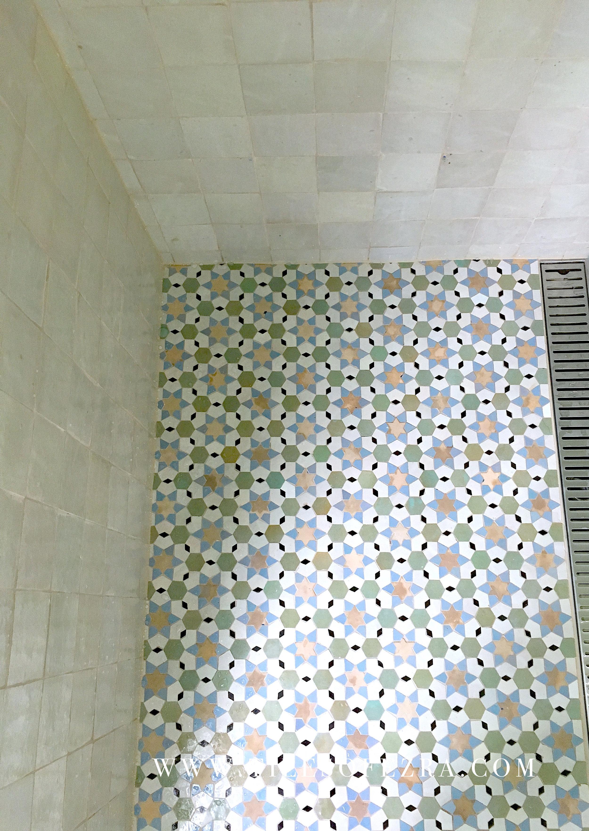 Tilesofezra Moroccan feature shower tiles .jpg