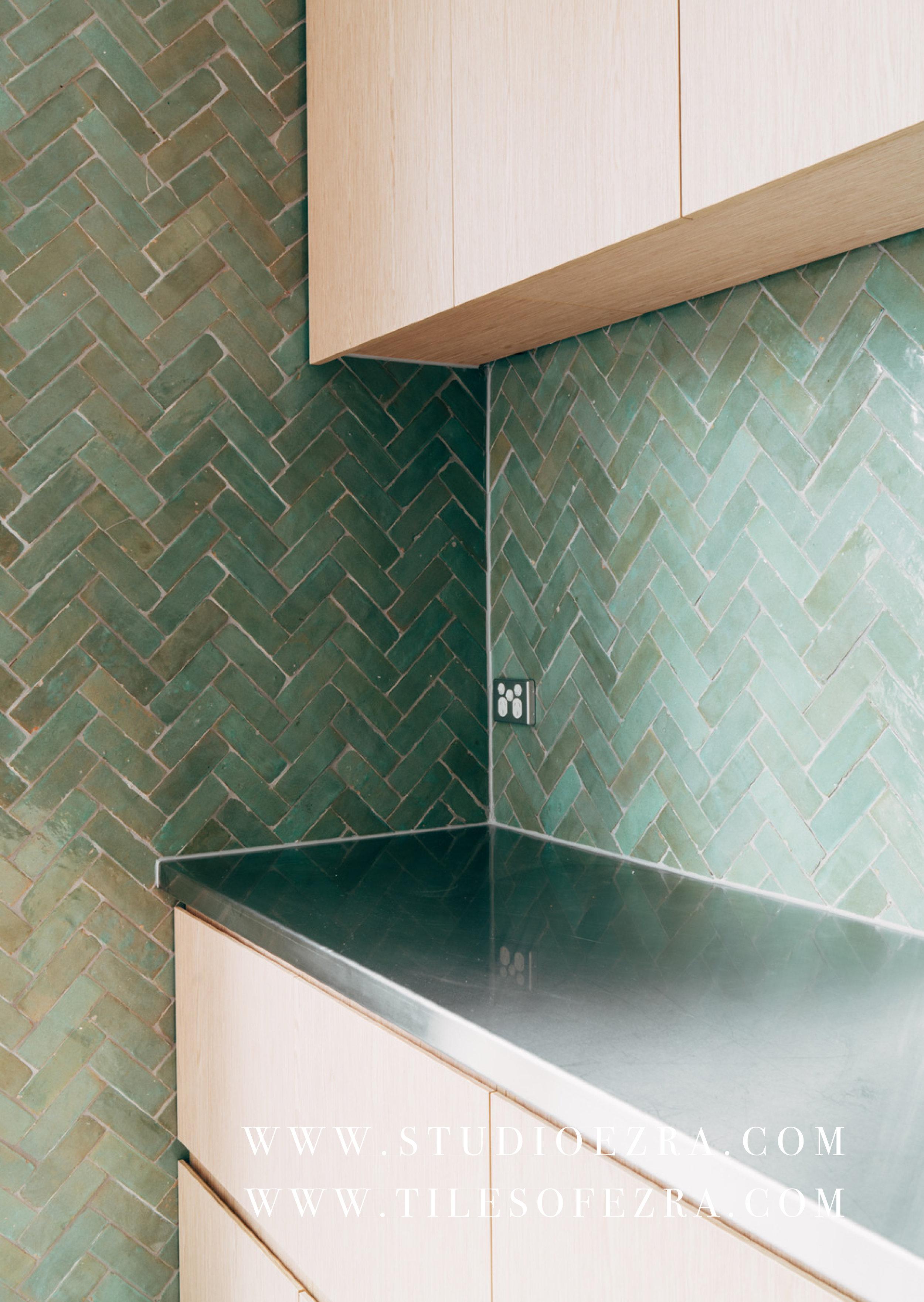 Studio Ezra design_Tiles of Ezra FL006 Aqua Moroccan Bejmat splashback c.jpg