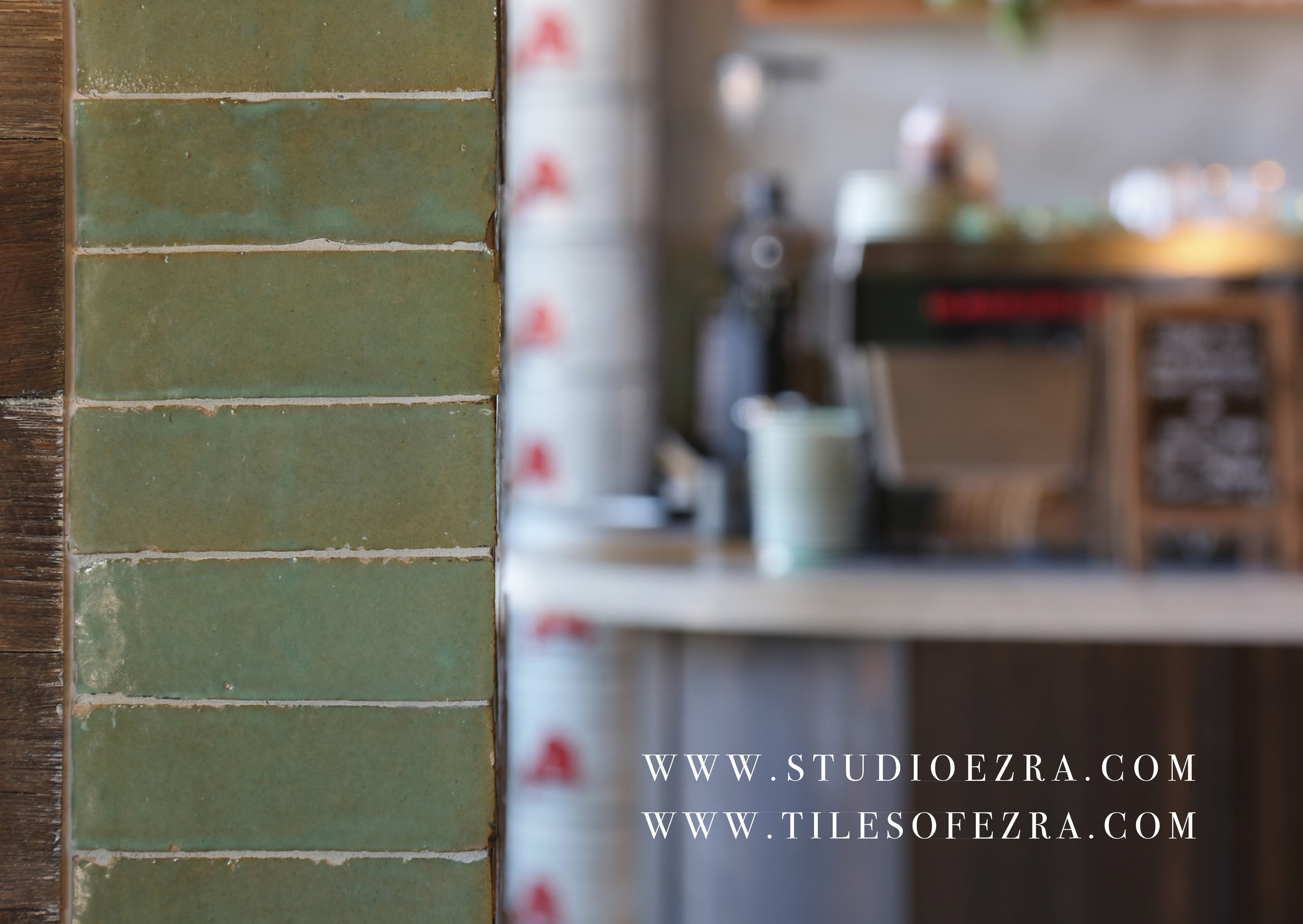 Tilesofezra FL006 Aqua The staple cafe Moroccan tiles 4.jpg