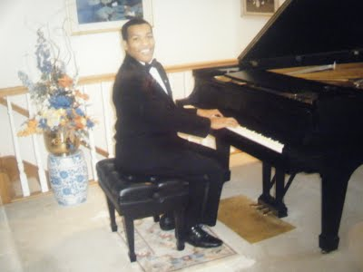 Private Invitation Recital during Grad School 2012