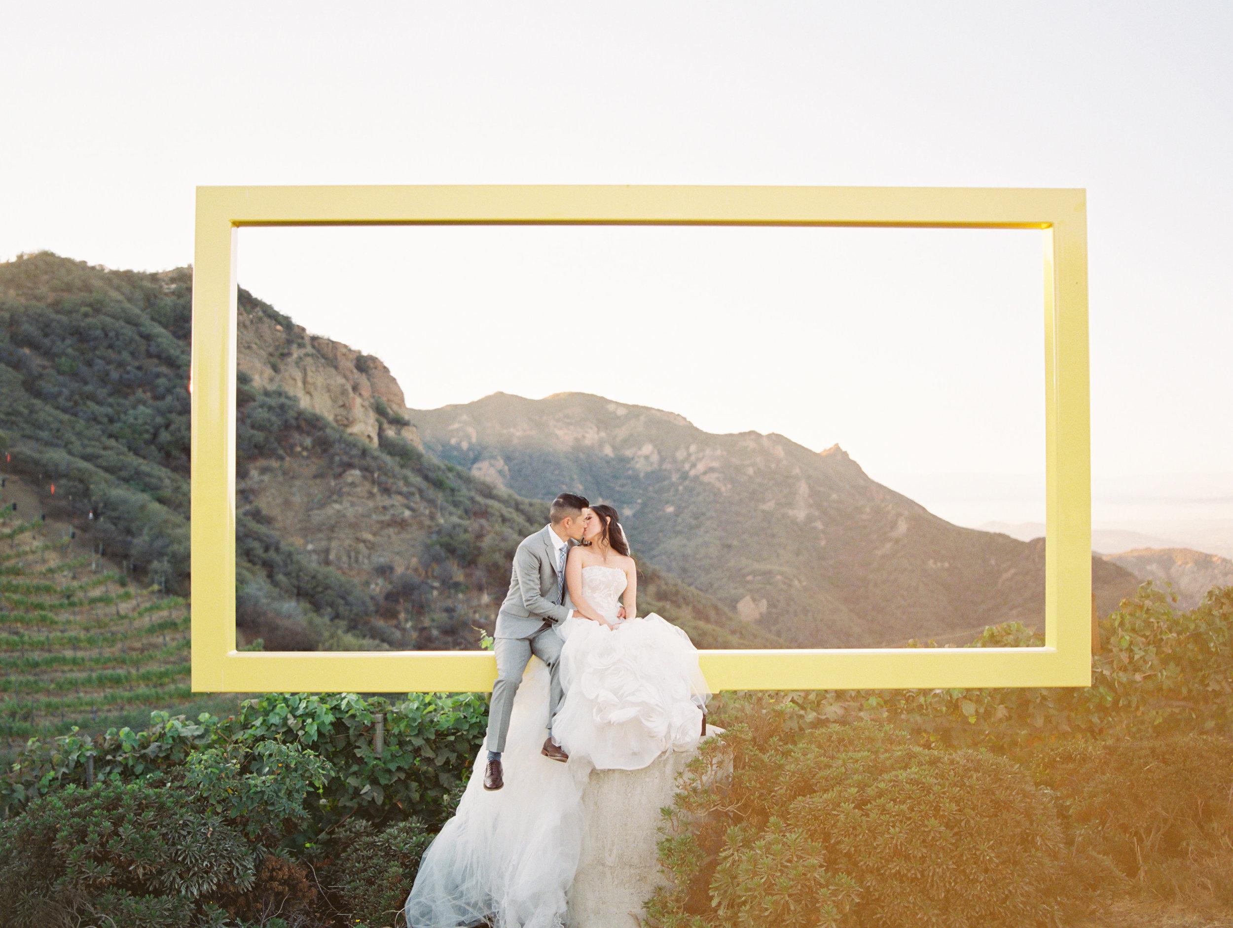 JESSICA & JEFF  Malibu, CA — The Great Romance