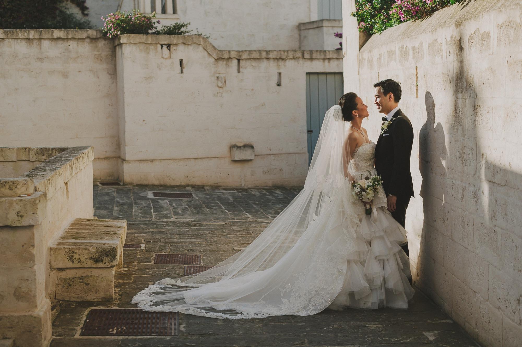 JENNY & TONY  Puglia, Italy — Gianluca Advasio