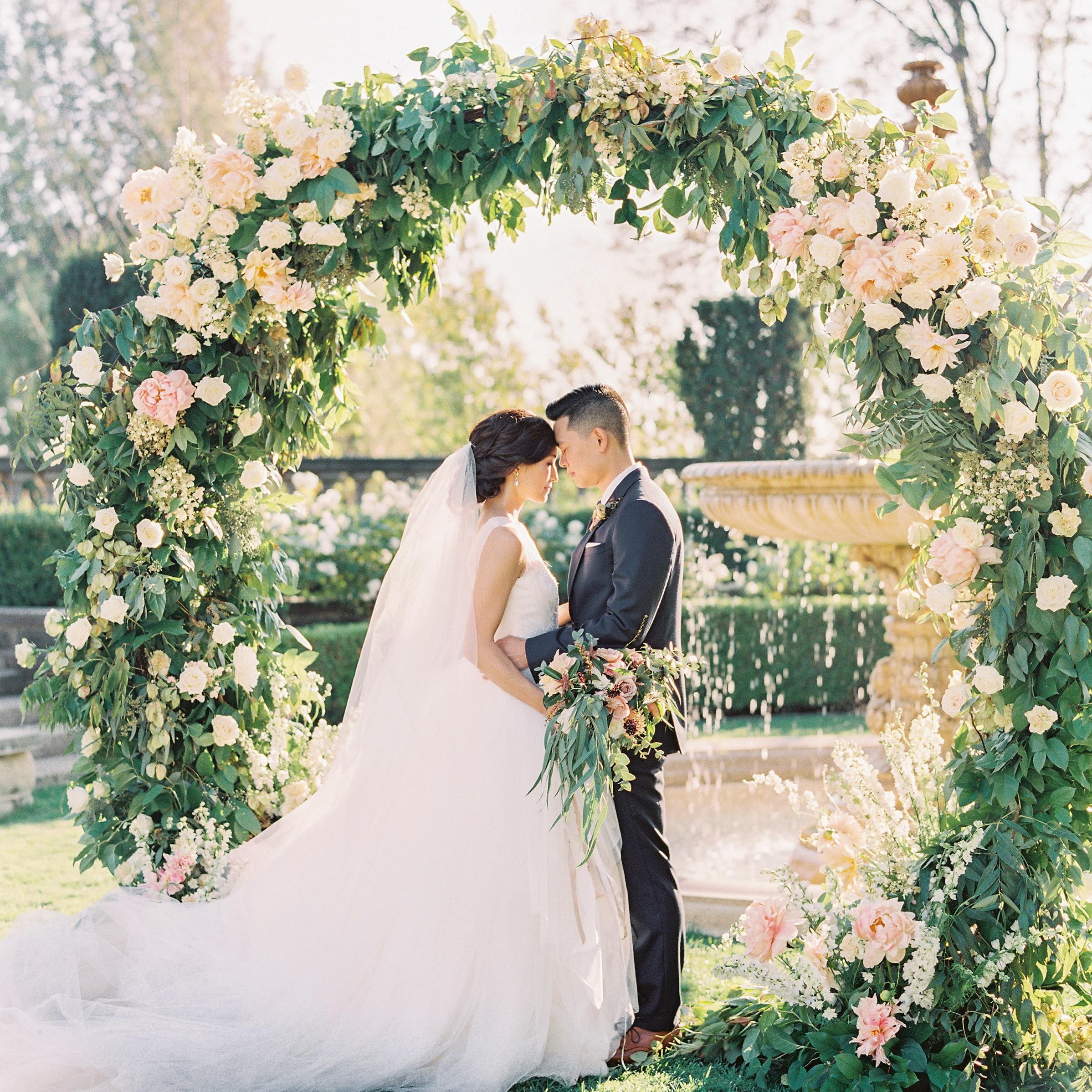 JEN & ALVIN  Beverly Hills, CA — Sally Pinera