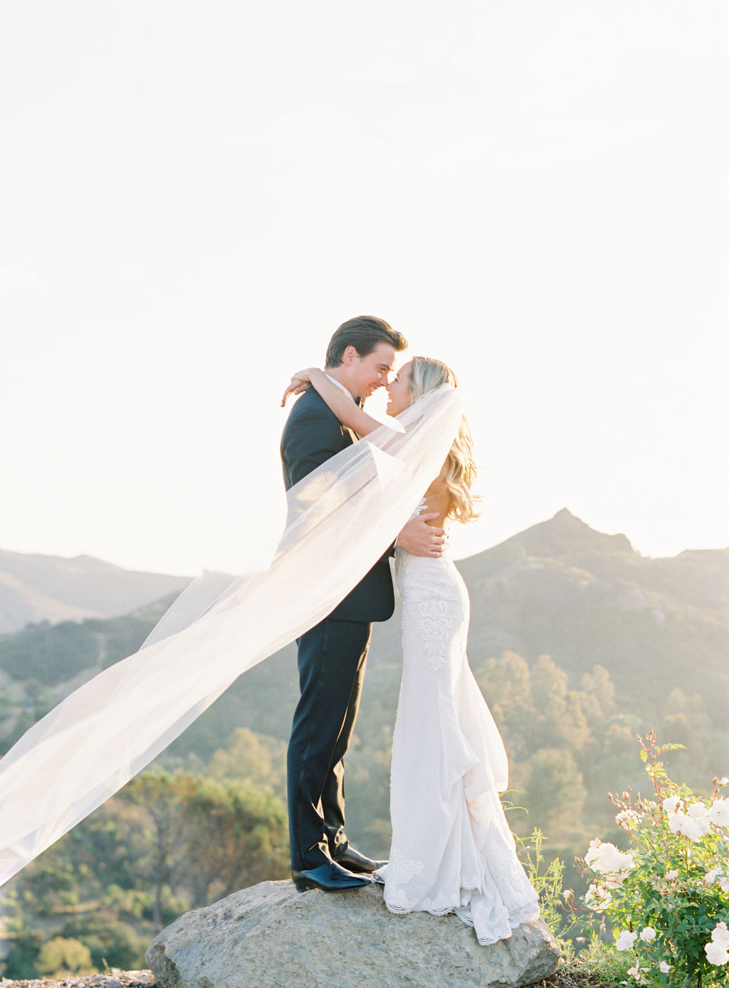 LILY & KEVIN  Malibu, CA, — The Great Romance