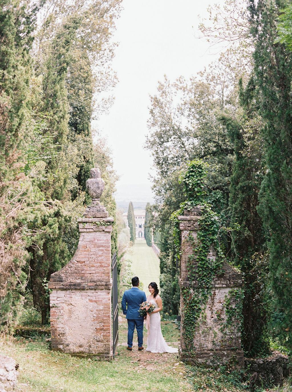 RACHEL & PETER  Siena, Italy — Katie Grant Photo