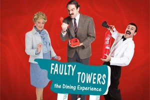 Faulty Towers the Dining Experience comes to Ye Olde Narrogin Inne, Albany Highway and South Western Highway Armadale.