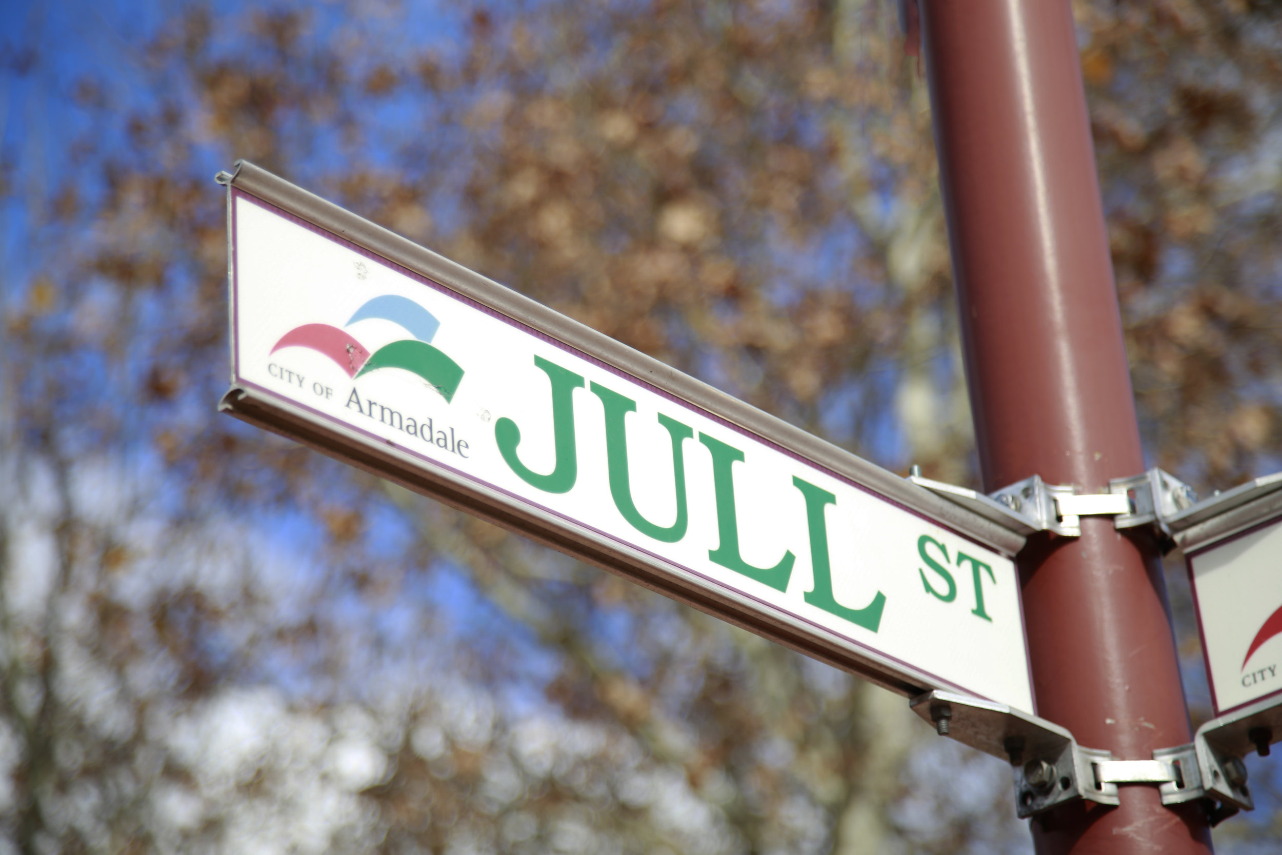 Many places of interest and public artworks can be found in Armadale's historic Jull Street Mall.
