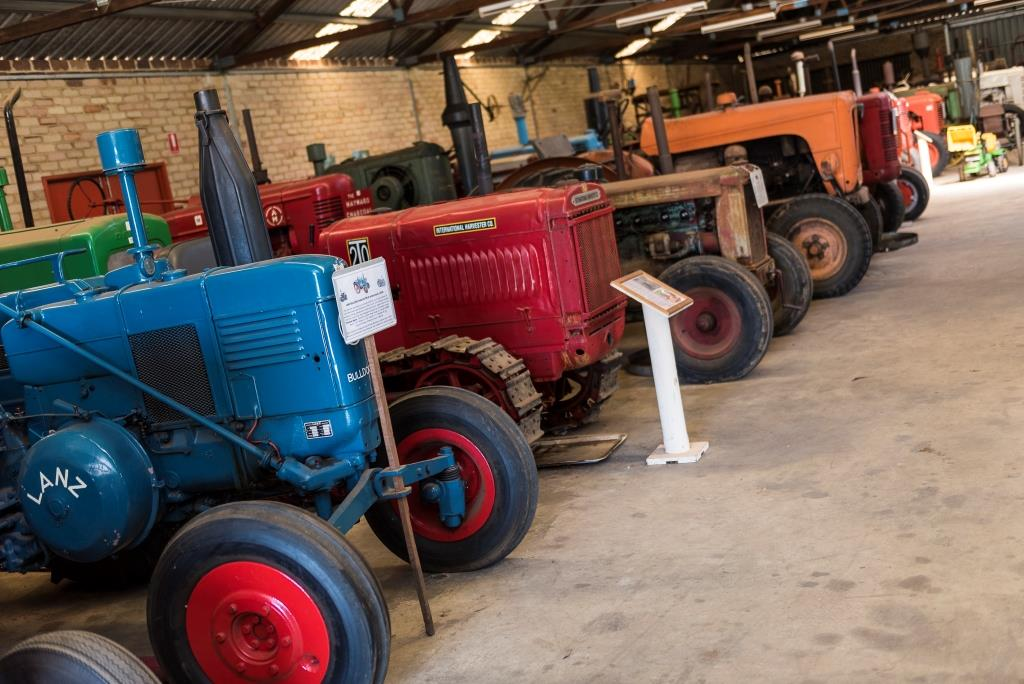 Hugh Manning Tractor Museum