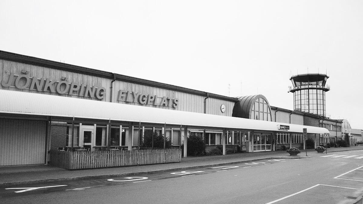 ESGJ - Jönköping Airport