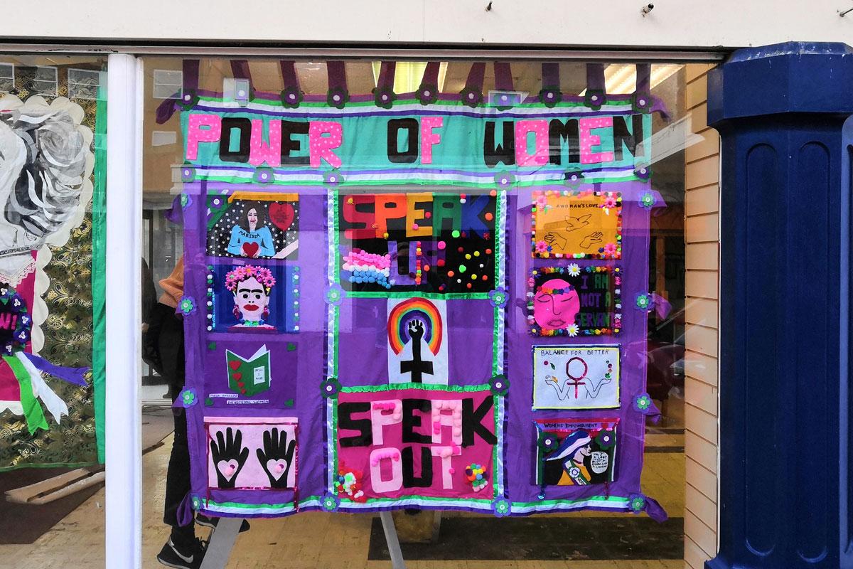 Banner by Speak Up CIC