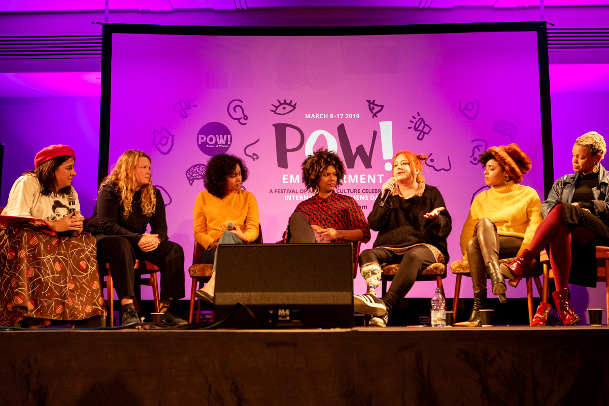 Women, Diversity and the Arts - Are we cutting the mustard?