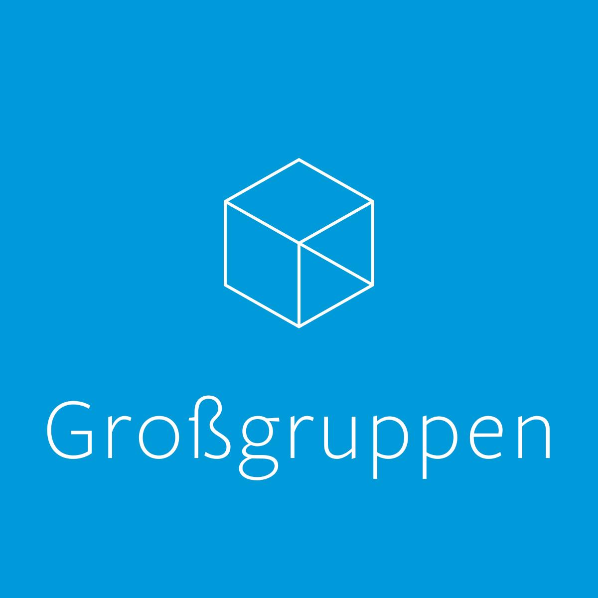 Großgruppen