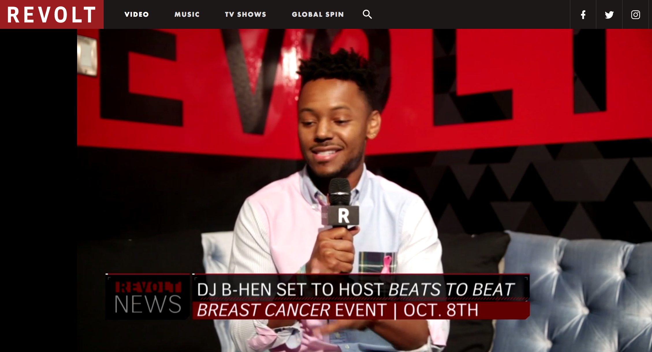 REVOLT TV: B-Hen x #B2BBC (FEATURE) -