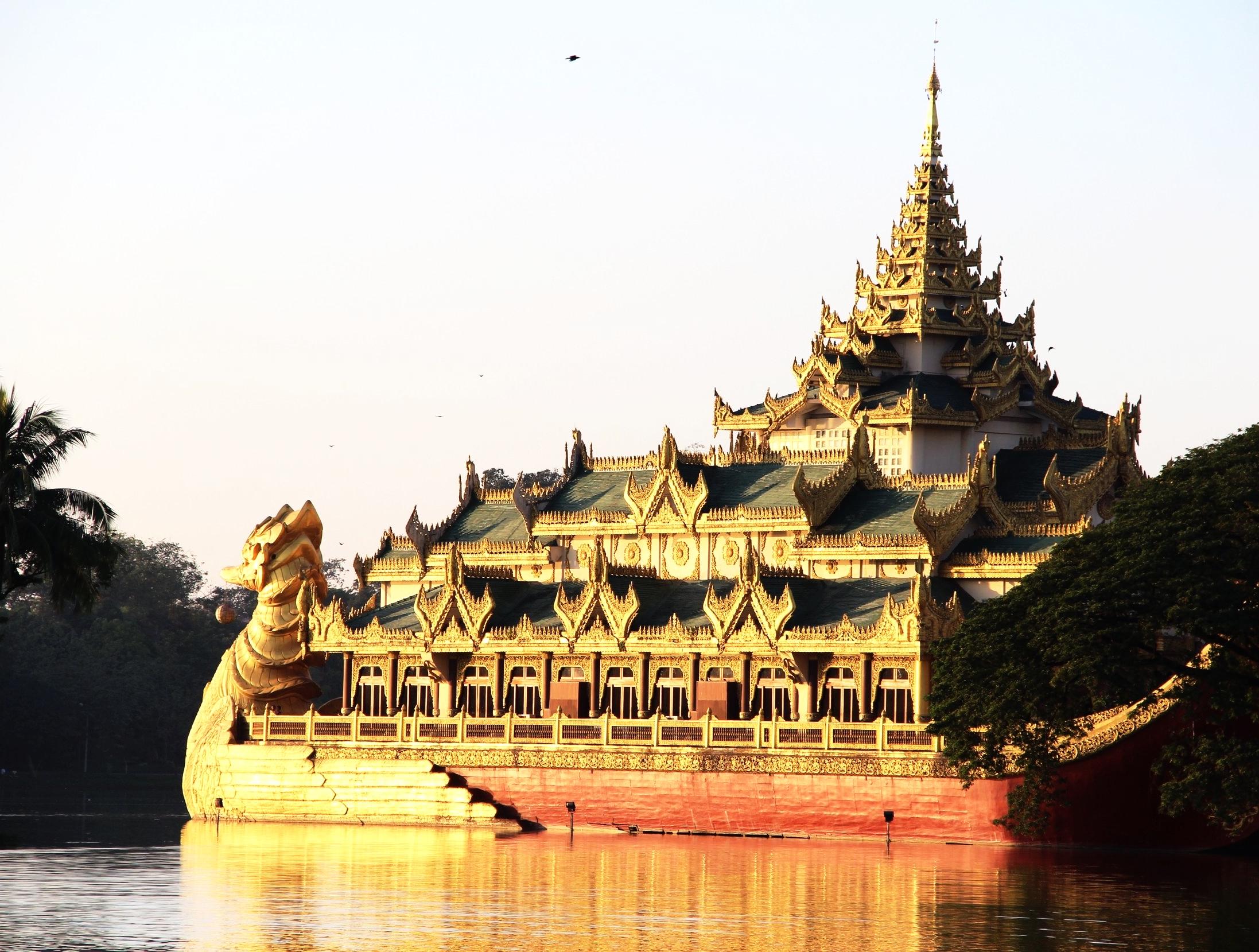 Yagon-Myanmar